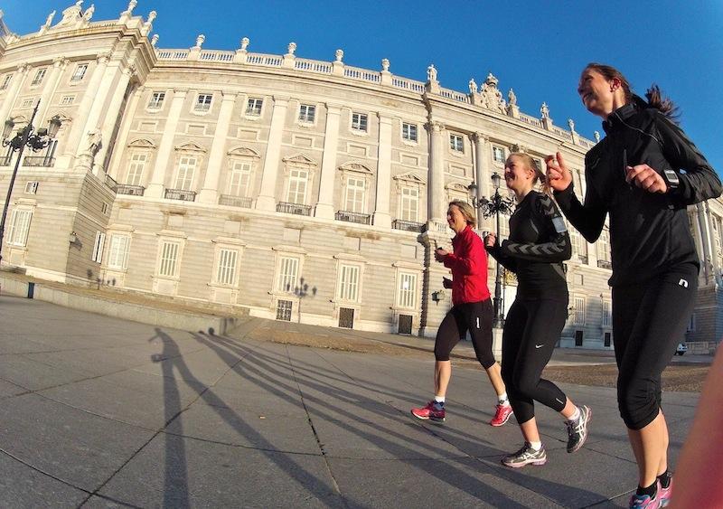 21km Madrid Half Marathon Tour