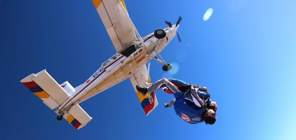 Skydive Tandem Jump