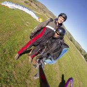Paragliding Tandem Flight