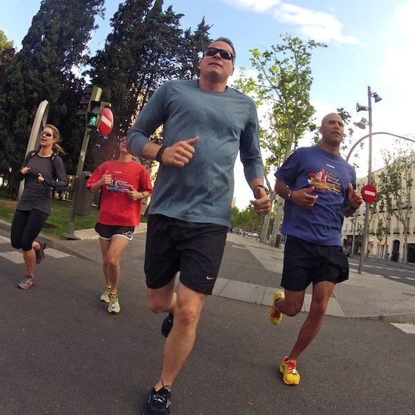 Madrid Private Running Tour