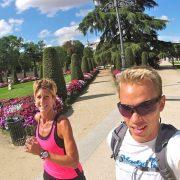 Retiro Park Running Tour