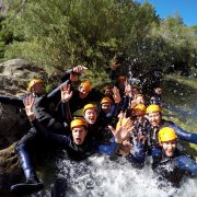 Canyoning Madrid