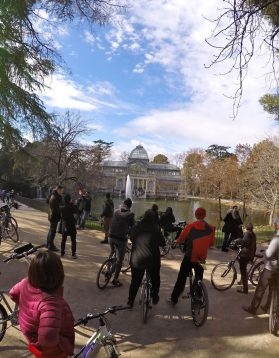 Madrid Center Bike Tour