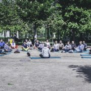 Outdoor Yoga Madrid