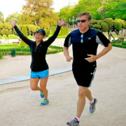 Retiro Park Running Tour Madrid